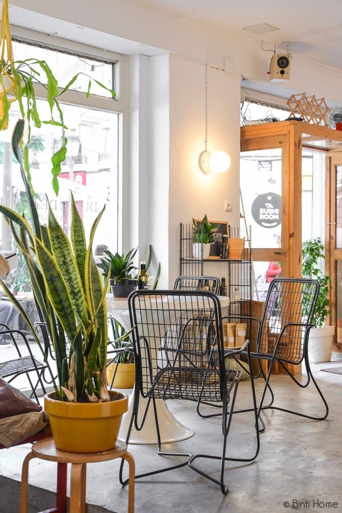 Travelvlog videoblog citytrip valencia spain 1 studio binti home - Interieur binnenkomst ...
