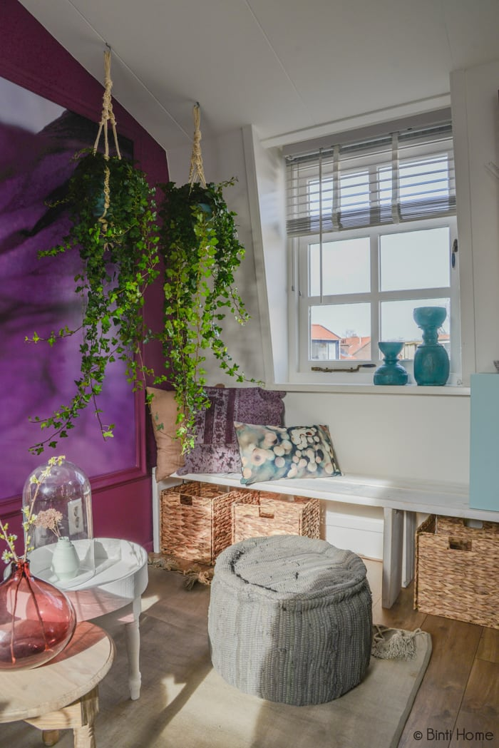 Eigen Huis en Tuin zolder interieurontwerp ©BintiHome