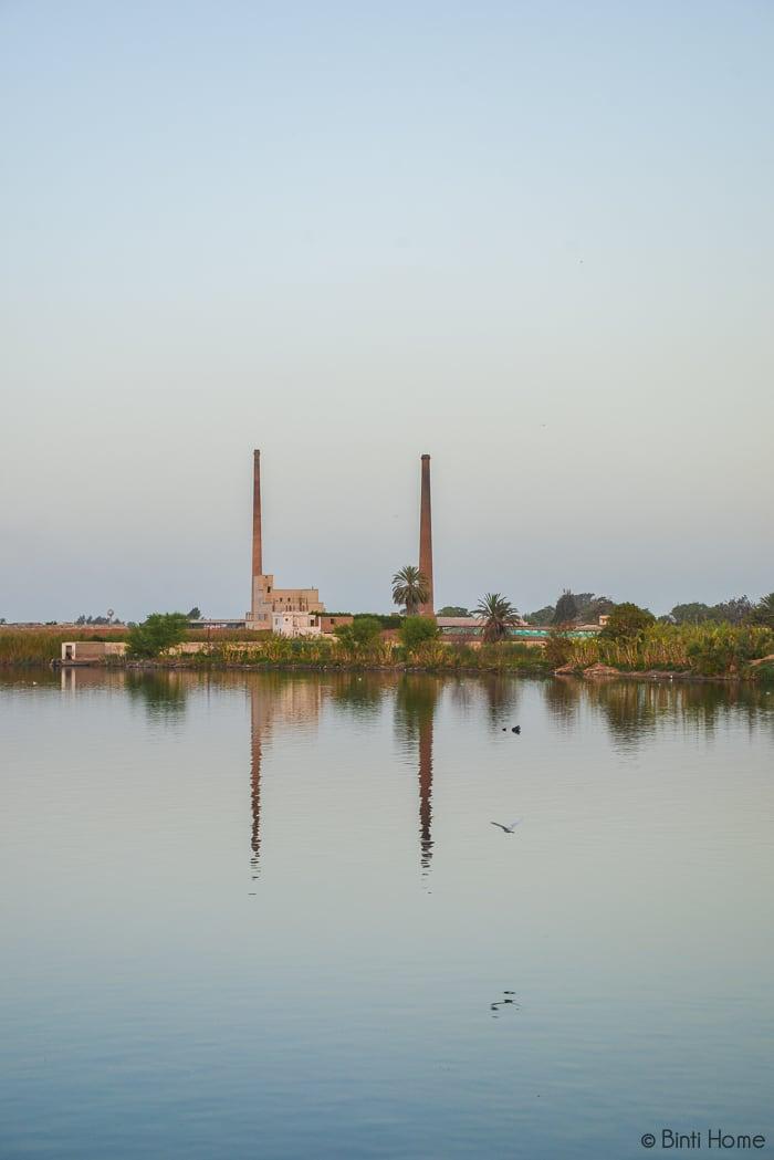 Delta Nile Egypt  ©BintiHome