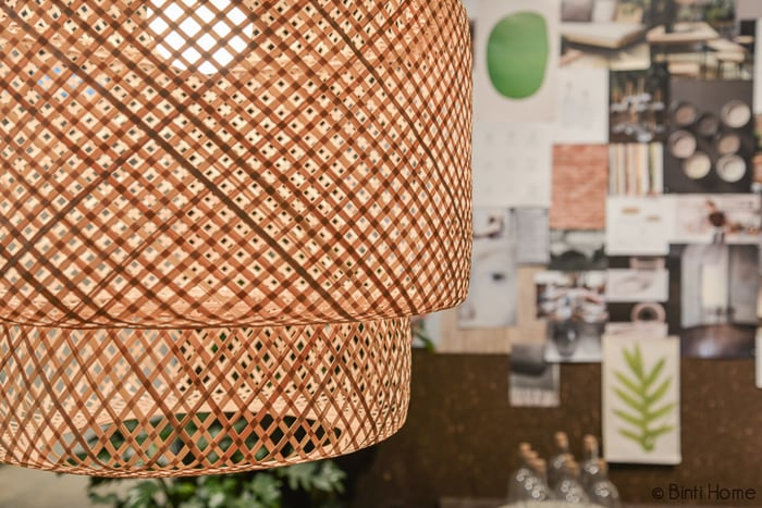 Lamp MIlaan Ikea temporary Ilse Crawford ©BintiHome