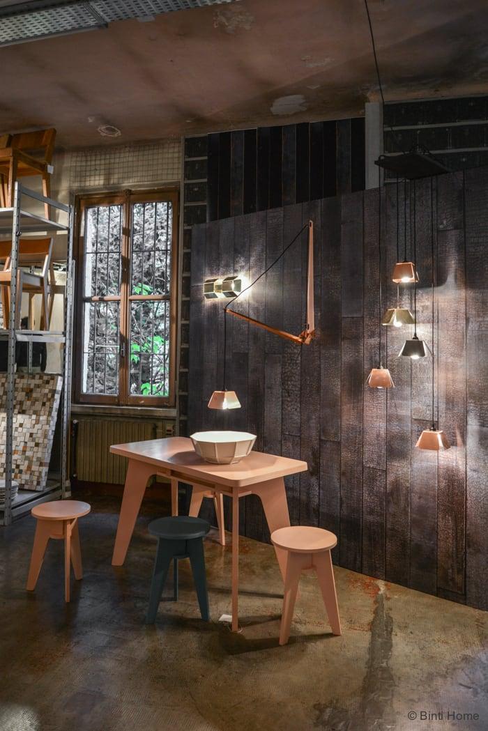 Piet Hein Eek Rosanna Orlandi Salone del Mobile Ifuori Milan designweek  ©BintiHome