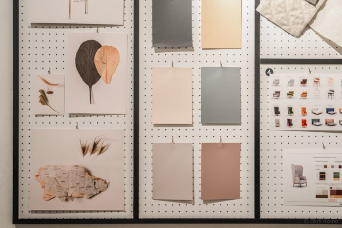 NCS Colour Rosanna Orlandi Salone del Mobile Ifuori Milan designweek  ©BintiHome