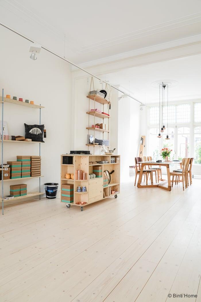 Yurtstore winkelinspiratie Zeeheldenkwartier DenHaag Designkwartier ©BintiHome