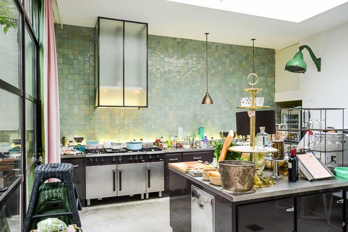 WOTH warenhuis Den Haag Open keuken zelliges ©BintiHome