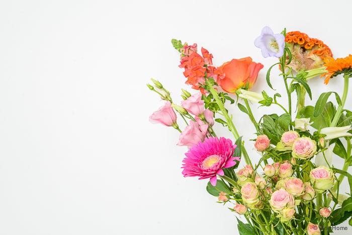 Bloomon bloemen detail ©BintiHome