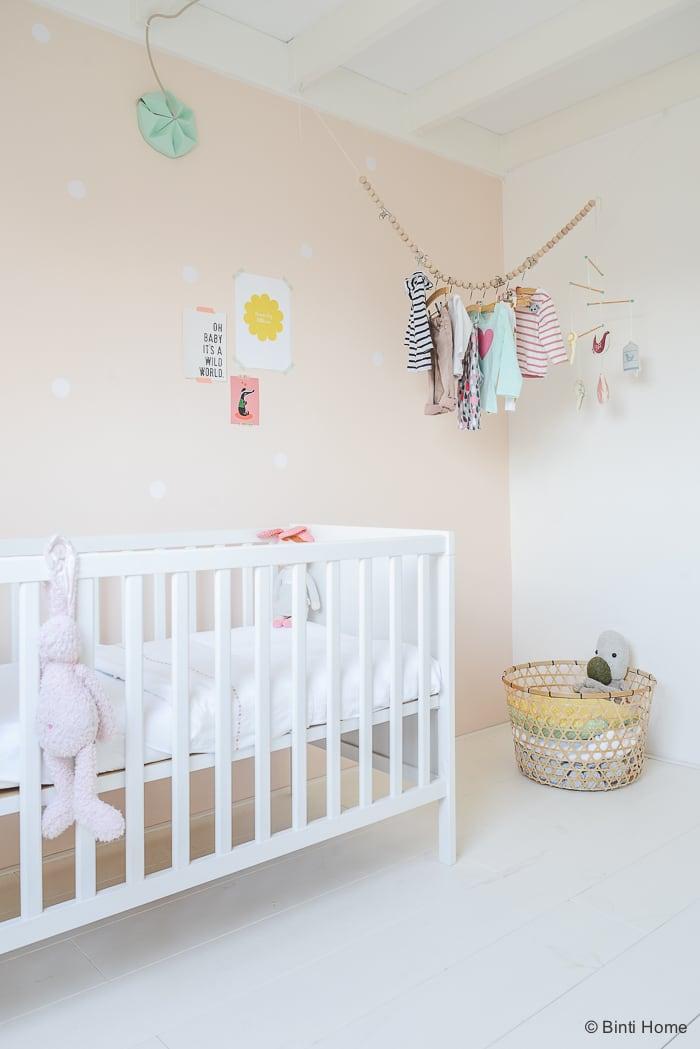 Interieurinspiratie | Pasteltinten in de kinderkamer - Binti Home Blog