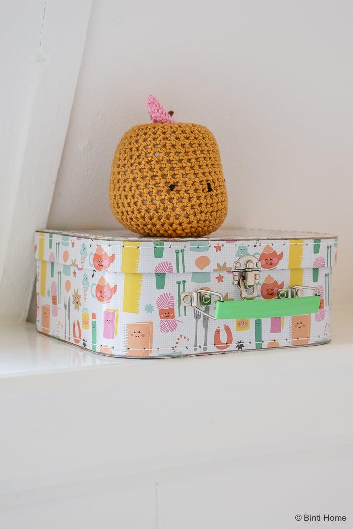Babykamer stylingtip decoratie zachte pasteltinten Binti Home Blog