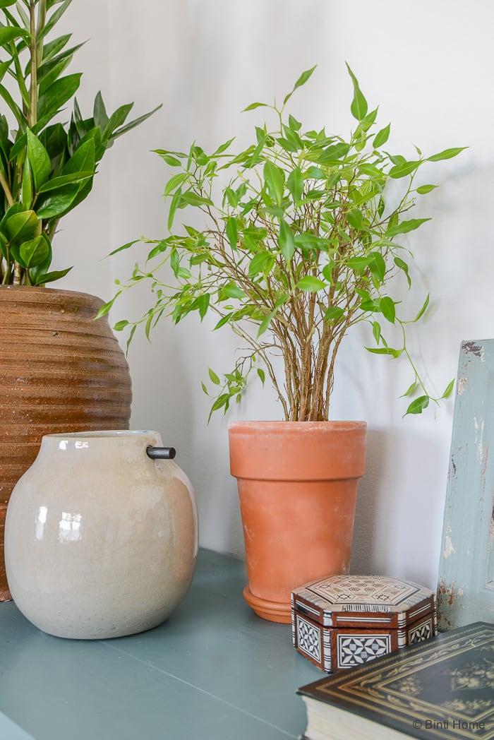 Groen in huis ikea plant Binti Home Blog ©BintiHome