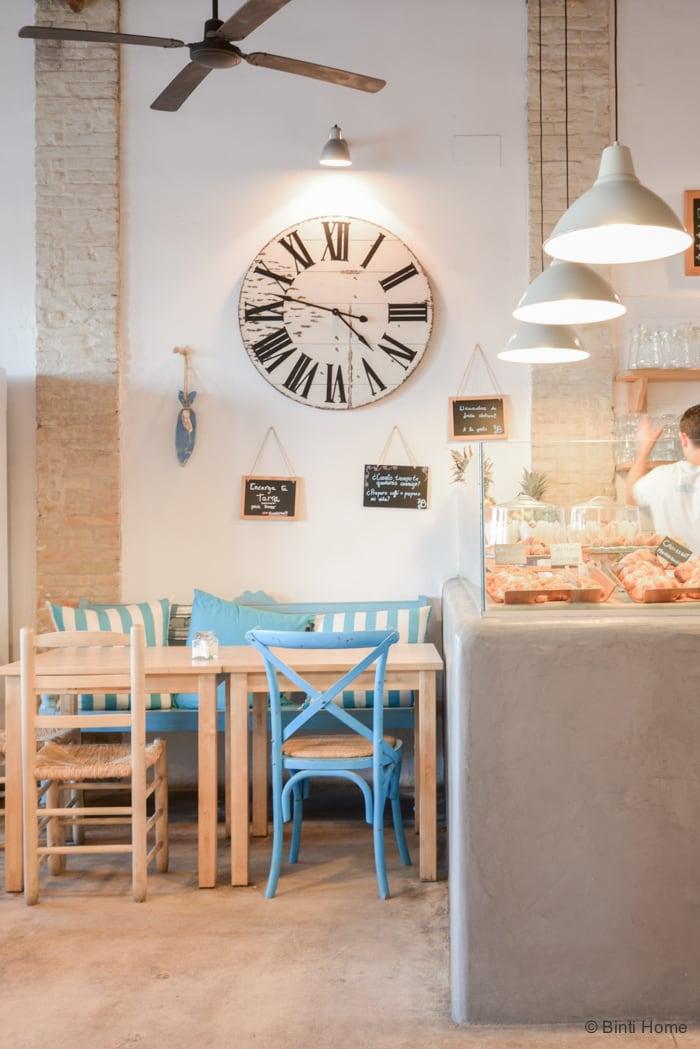 La Mas Bonita Valencia restaurant beach ©BintiHome