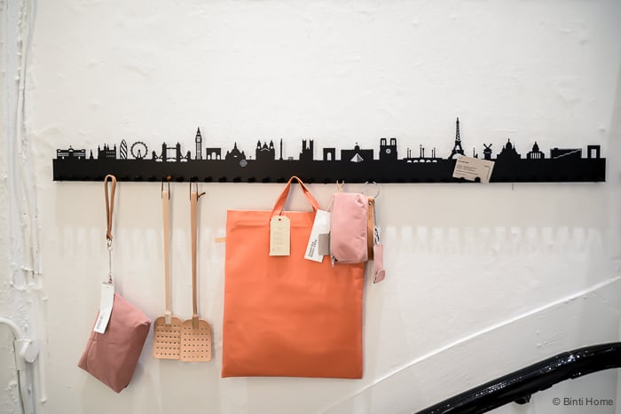 Mobilia Amsterdam City coat rack ©BintiHome