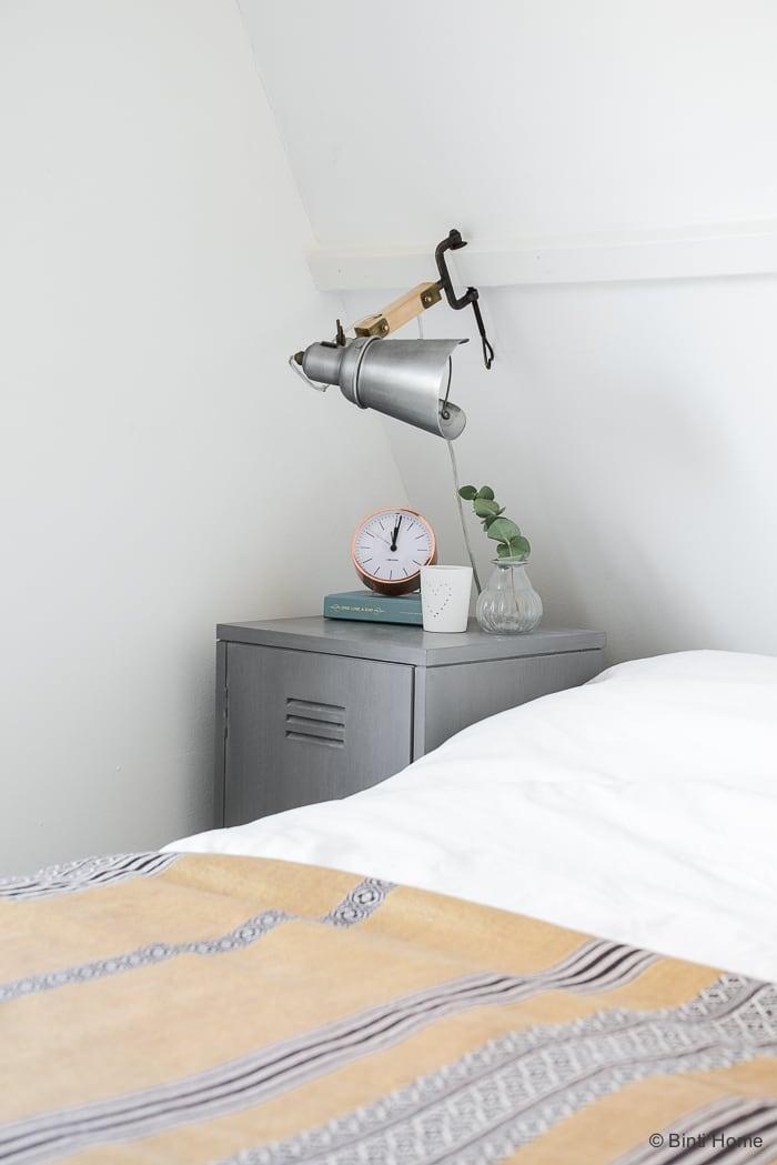 Slaapkamer zondag uitslapen ©BintiHome