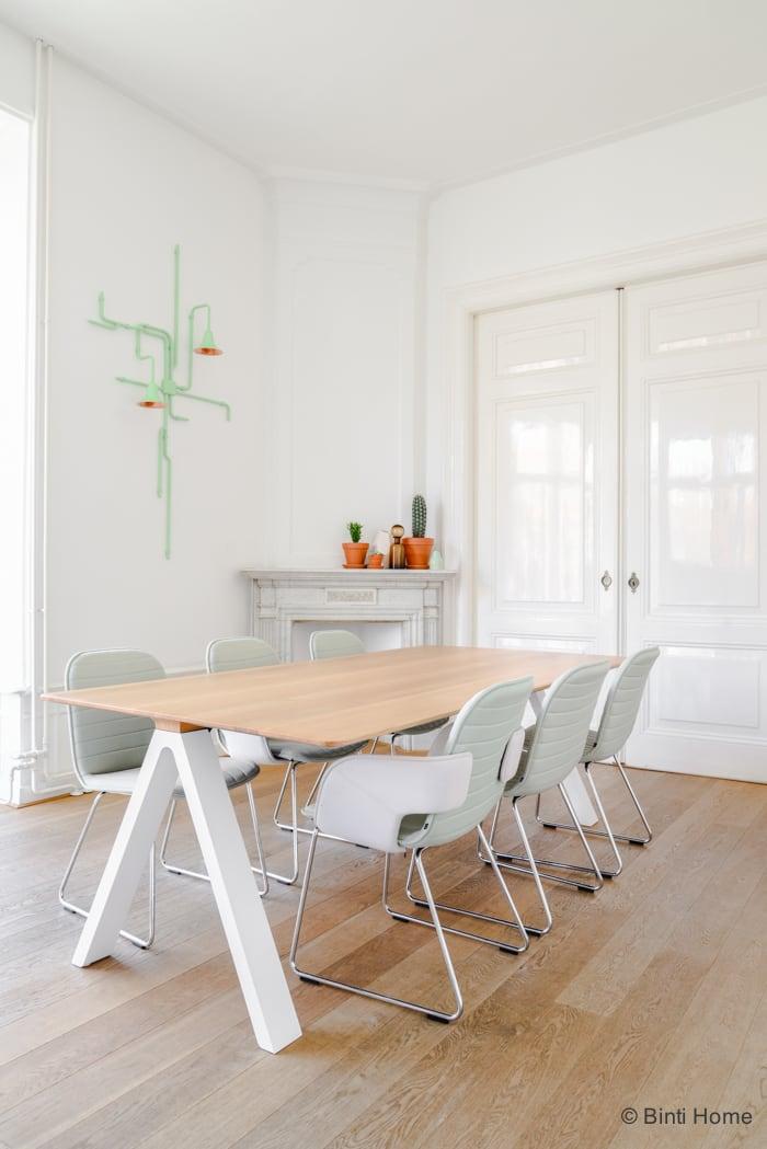 Kantoor inrichten in Amsterdam met Nederlands design