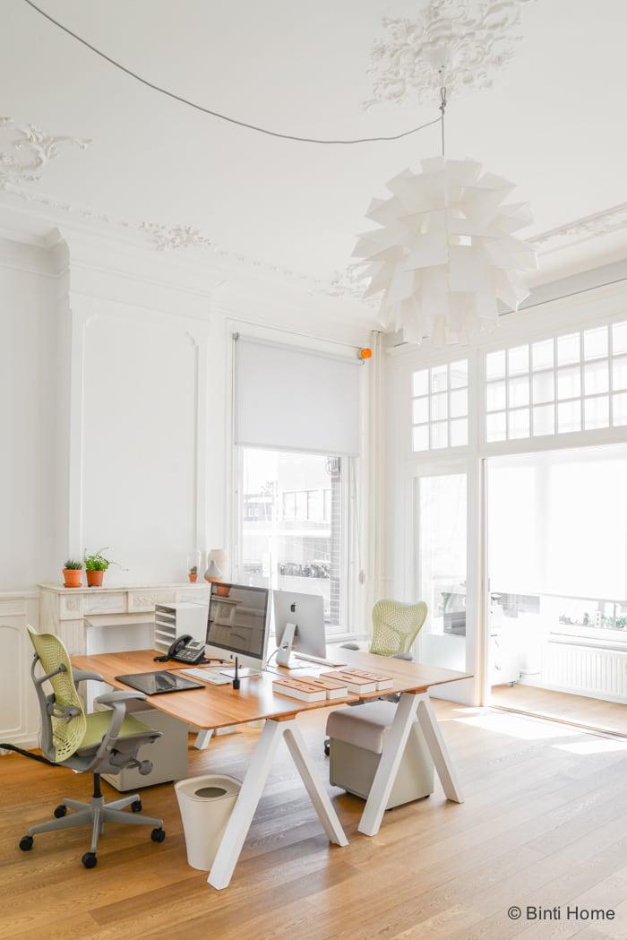 Kantoorinrichting creatieff tafel up kantoorinrichting - Kantoor interieur decoratie ...