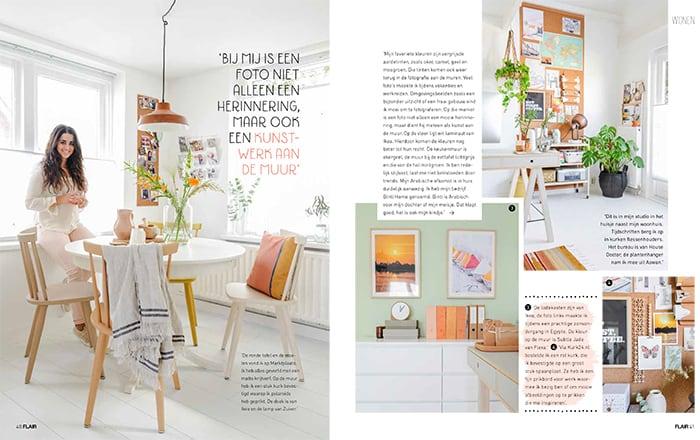 Binti Home binnenkijker interieur Flair tijdschrift