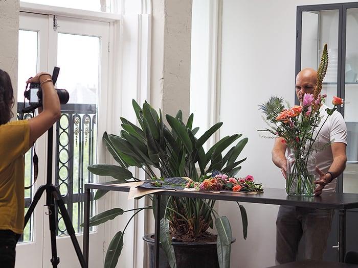 Bloomon interieurfotografie achter de schermen