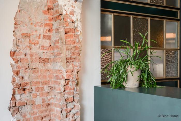 Fotografie Pasta Kantine Den Haag Binti Home Blog baksteen muur horeca ©BintiHome