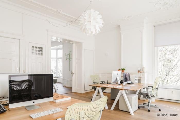 Interieurontwerp kantoorinrichting Amsterdam ©Binti Home-11