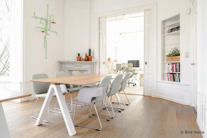 Projectinrichting kantoor amsterdam met nederlands design for Interieurontwerp amsterdam