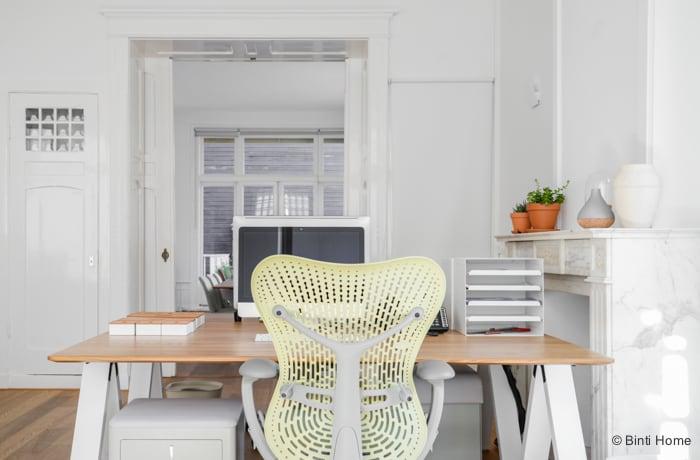 Interieurontwerp kantoorinrichting Amsterdam Herman Miller Schotens werkplek ©Binti Home-7