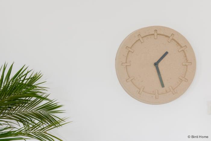 Interieurstyling en fotografie Zuiver Pulp Time Klok Fonq ©BintiHome