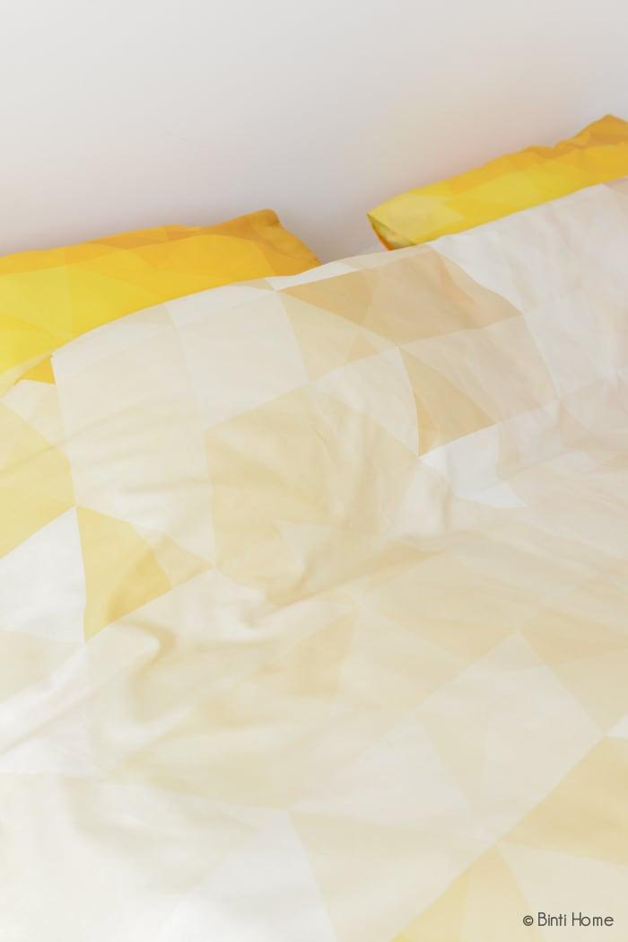 Slaapkamer Dekbed Fragment Auping blog ©BintiHome