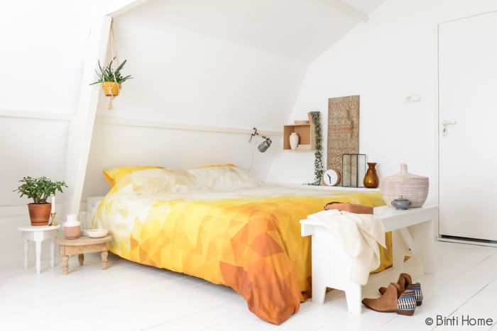 Slaapkamer Naturel Tinten : Restyling project een nieuwe inrichting voor de slaapkamer binti