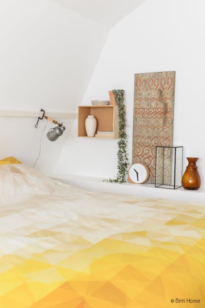 Restyling slaapkamer Auping ©BintiHome