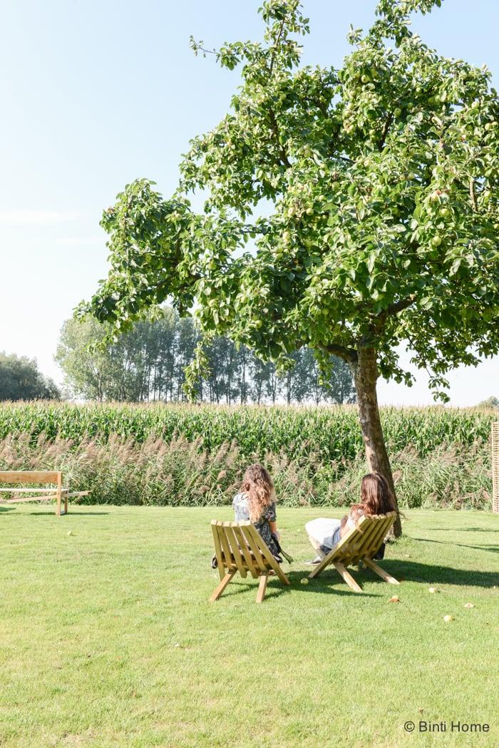 Arck B&B Belgie Tielrode buiten ©Binti Home