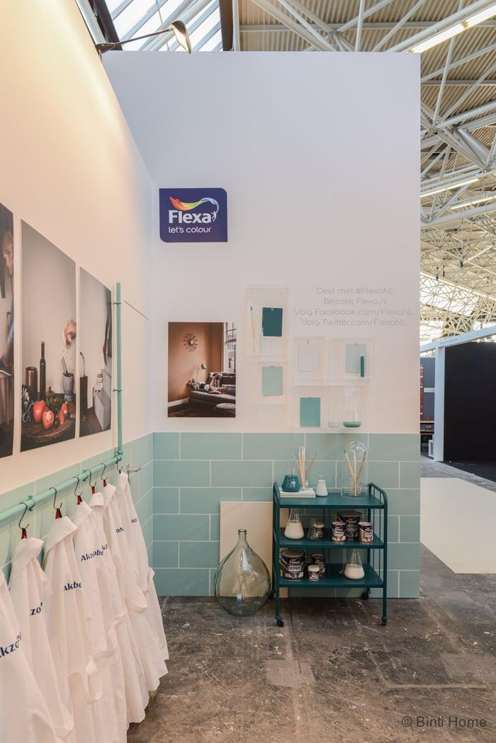 Flexa vtwonen en design beurs Binti Home © Binti Home Blog