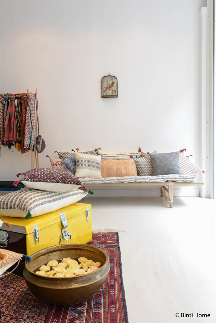 Jamini store Paris ©Binti Home