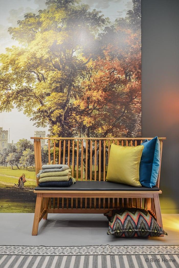 Salon Residence Singer Laren 2015 Family Affairs Interiors © Binti Home Blog