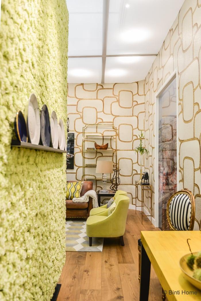 Salon Residence Singer Laren 2015 Hip studio © Binti Home Blog