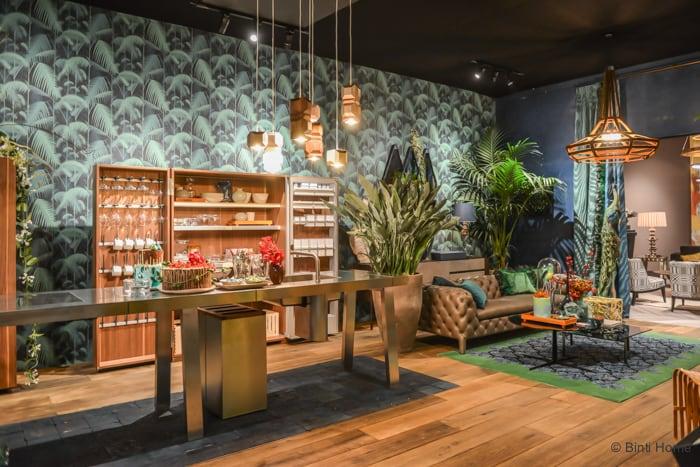 Salon residence topontwerpers toveren het singer museum om tot een woonhuis binti home blog - Kamer sfeer ...