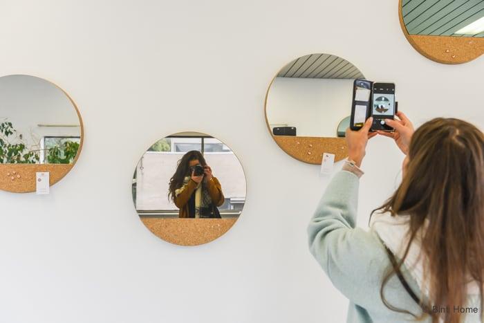 Sunset Wall Mirror door Studio Bas van der Veer Dutch Design Week 2015 blogger favorieten BintiHome-23