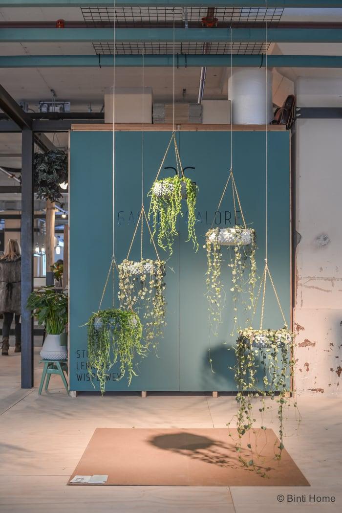 Garden Galore Studio Lenneke Wispelwey DutchDesignWeek2015 ©BintiHome