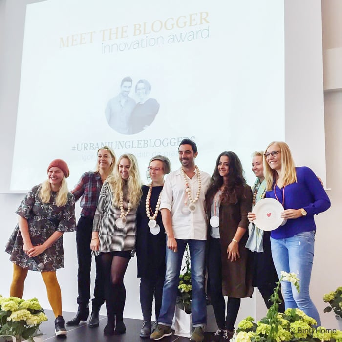 Advanced Meet the blogger award Binti Home Blog
