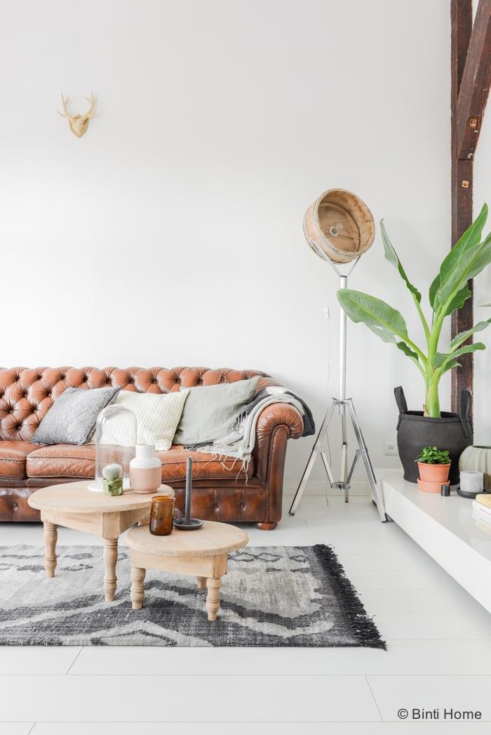 Ruime Woonkamer Inrichten: Je woonkamer inrichten is leuk met deze ...