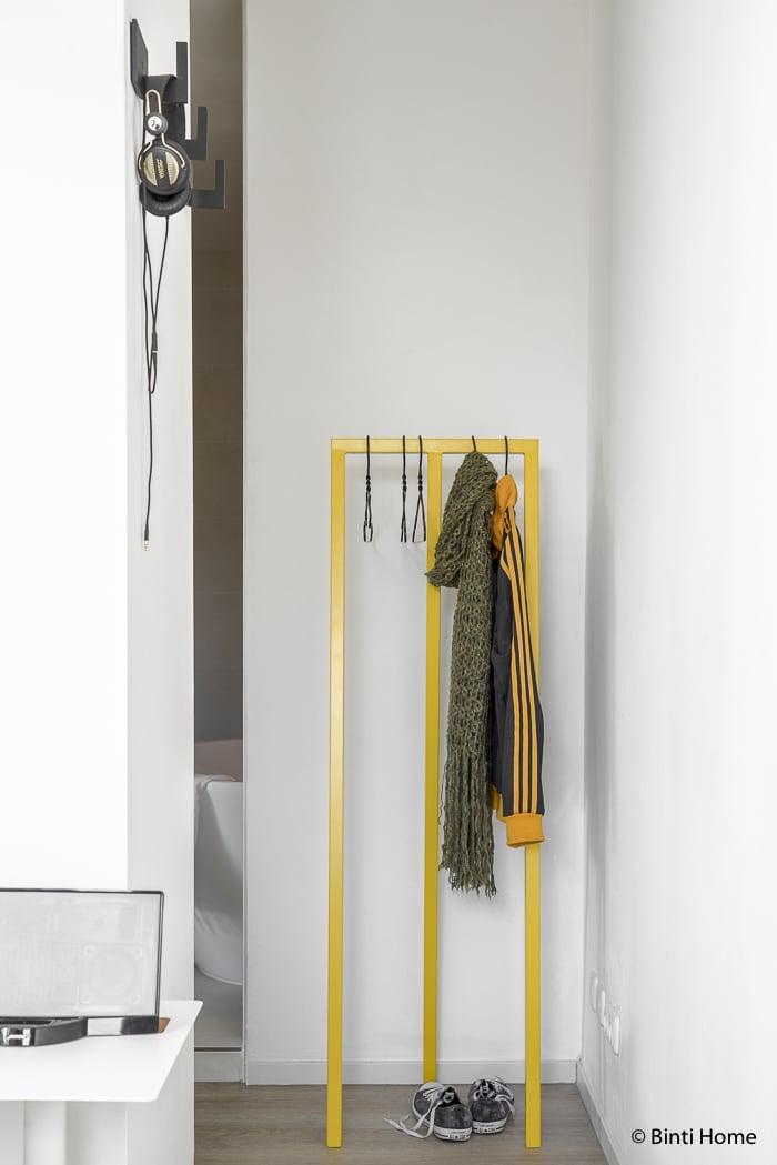 Binnenkijker interieurinspiratie slaapkamer hay stand yellow ©BintiHome
