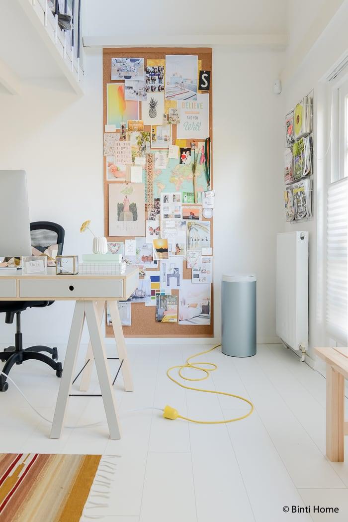 Studio Binti Home Kurk wand - corkwall ©BintiHome-4