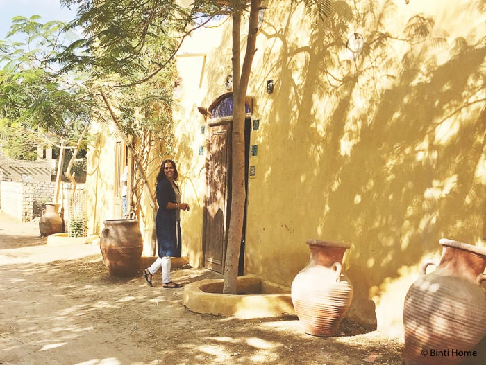 Tunis Village Egypt Fayoum Experience This is Egypt ©BintiHome