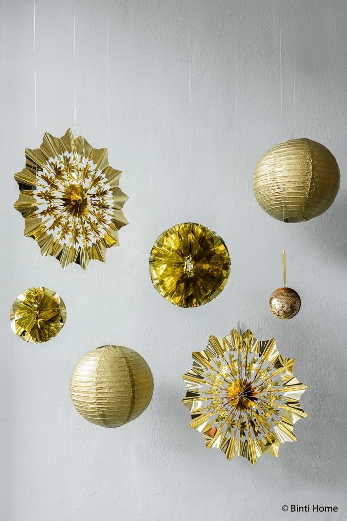 Kerststyling goud trend decoraties Stek magazine ©BintiHome
