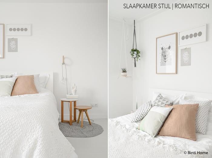 Swiss Sense vtwonen slaapkamerstijl test woonstijl Romantisch ...
