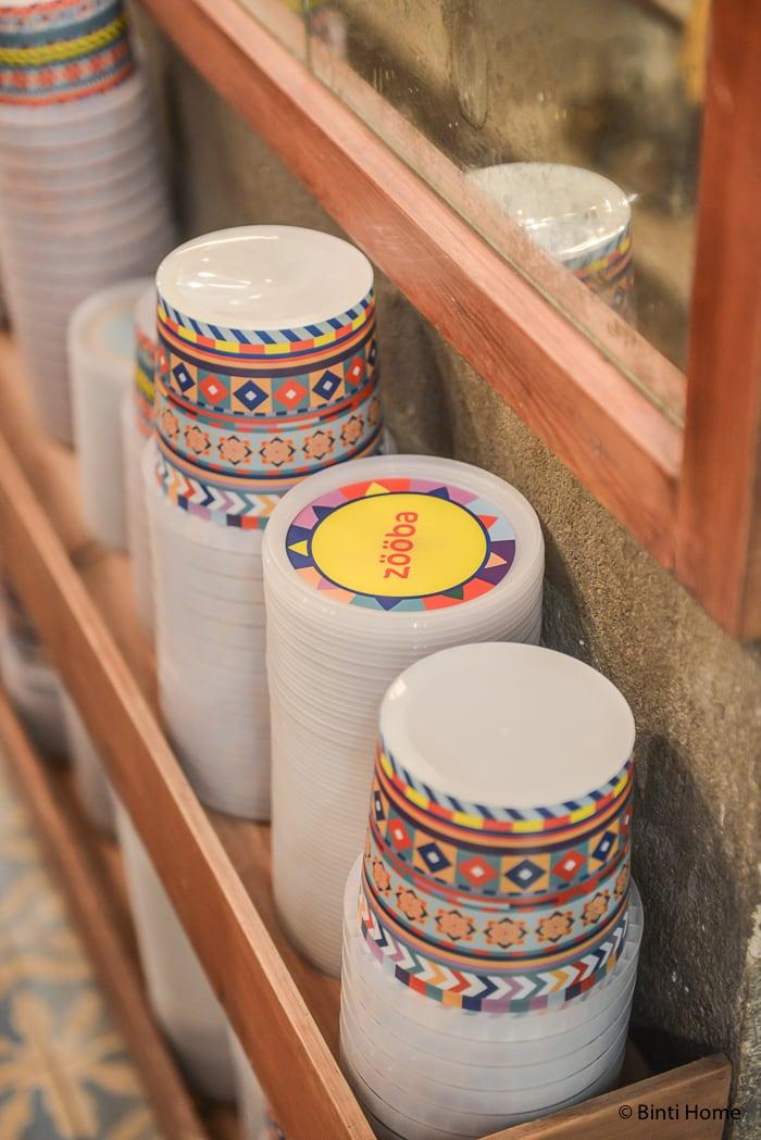 Zooba Maadi restaurant concept Egypt ©BintiHome
