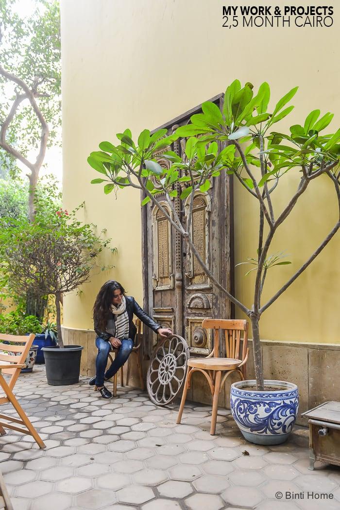 souraya hassan binti home in egypte #thisisegypt ©BintiHome