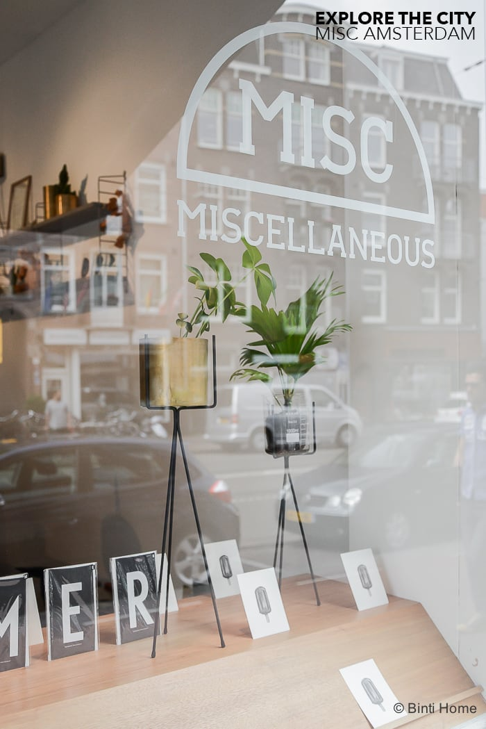 Misc Amsterdam conceptstore ©BintiHome
