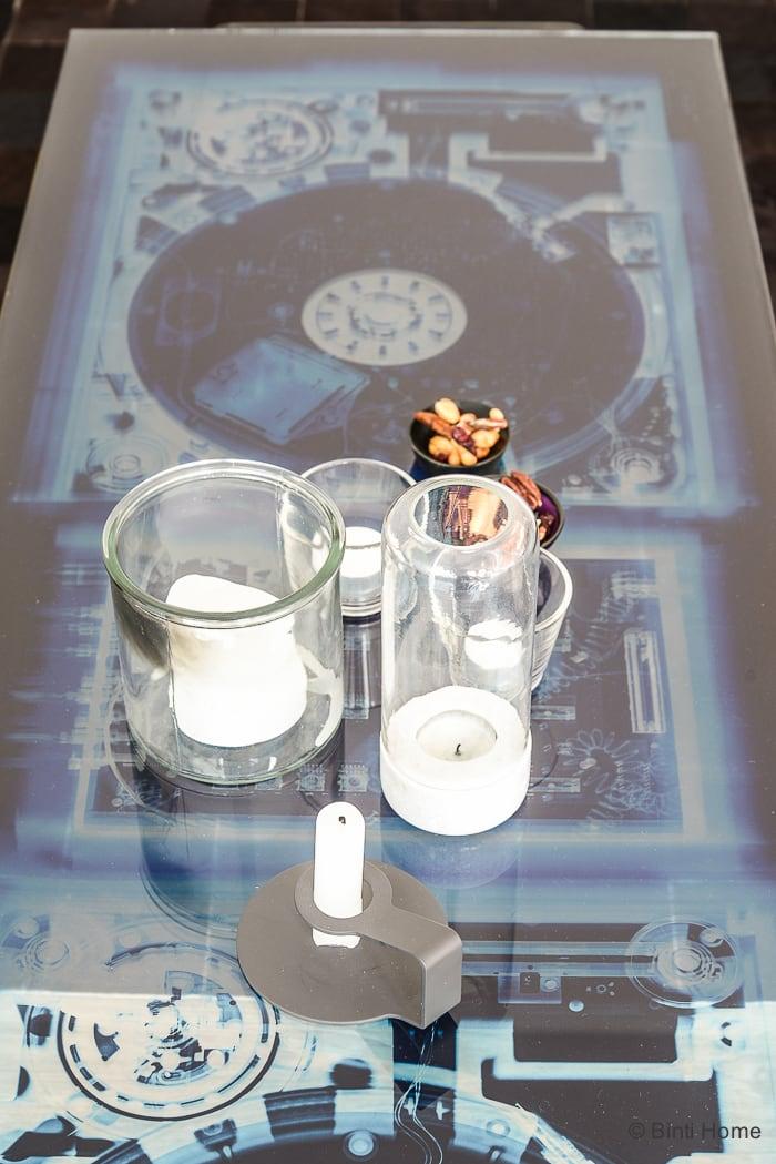Eclectisch stoer wonen in een penthouse appartment ©BintiHome-4