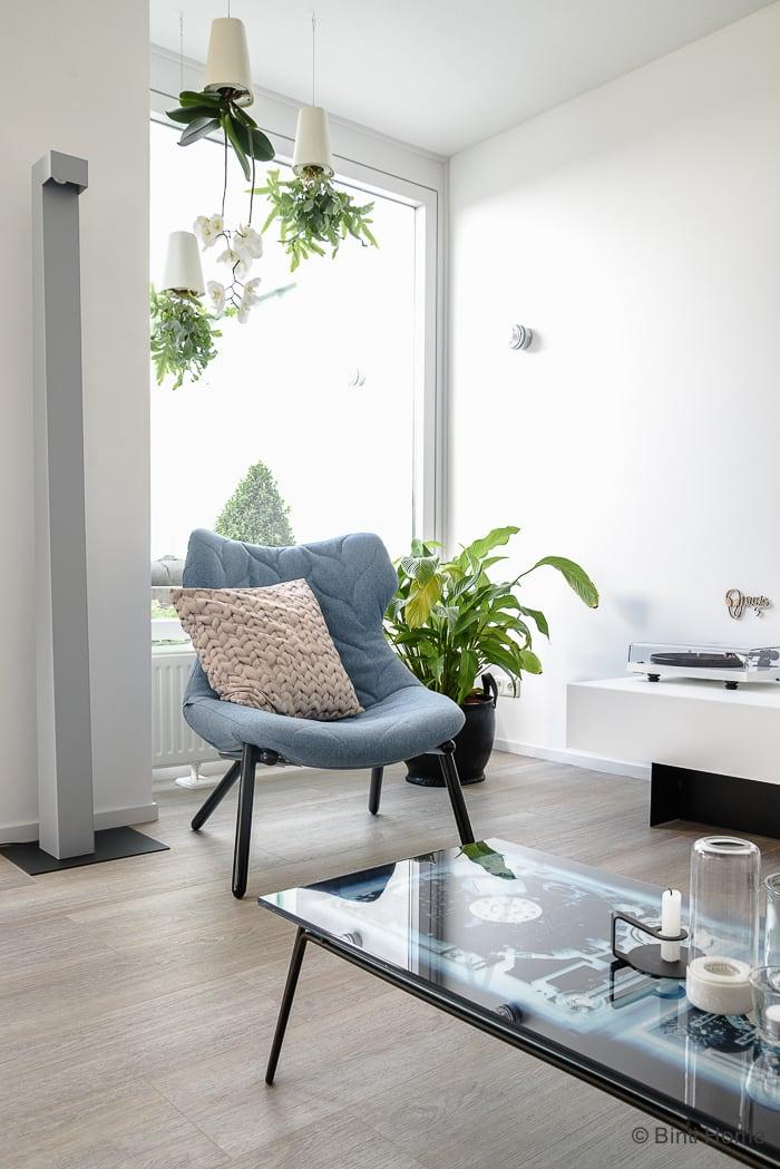 Eclectisch stoer wonen in een penthouse appartment ©BintiHome-7