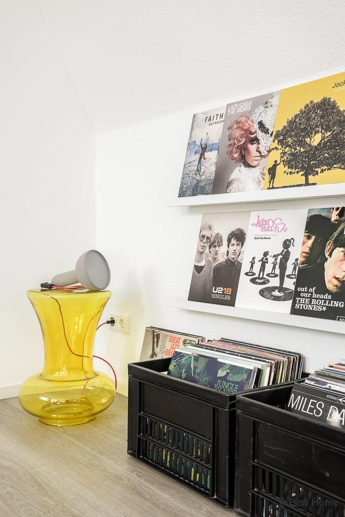 Eclectisch stoer wonen in een penthouse appartment ©BintiHome-9
