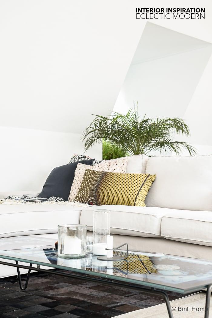 Eclectisch stoer wonen in penthouse appartment ©BintiHome