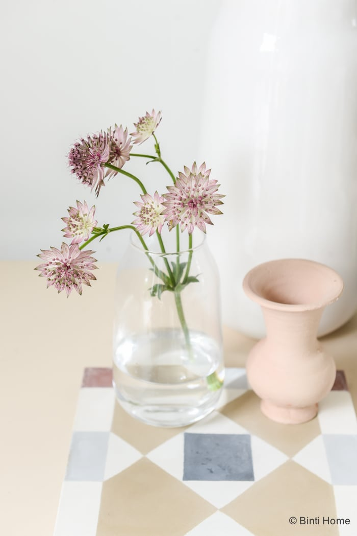 Vazen bloemen styling ©BintiHome
